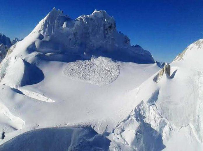 Siachen Snow Storm