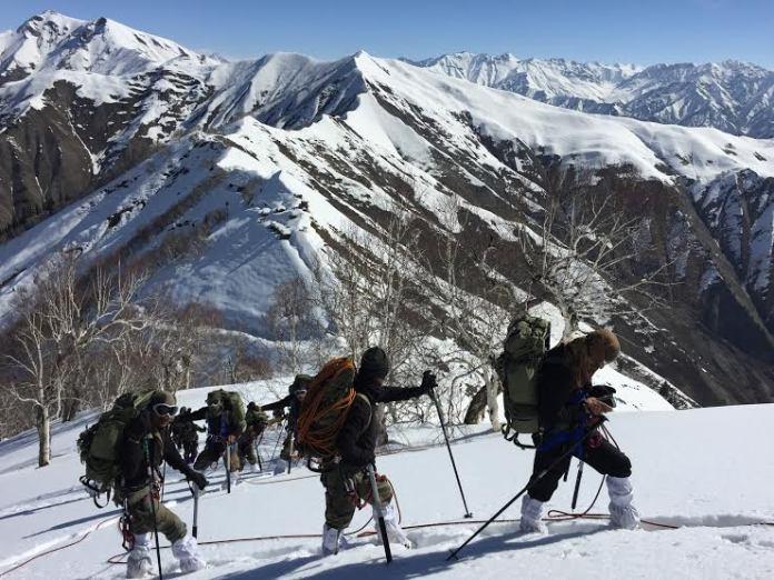 Chinar Corps Harmukh Expedition 1