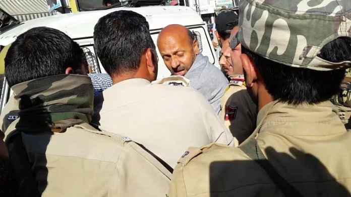 Er Rasheed in Islamabad