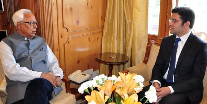 GOVERNOR MEETING SH. ATHAR AAMIR-UL-SHAFI KHAN-21 (1)