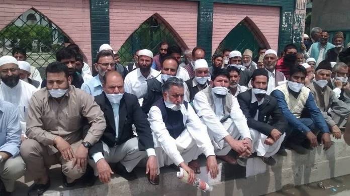 Hurriyat Conference (g) Protest on May 12, 2016
