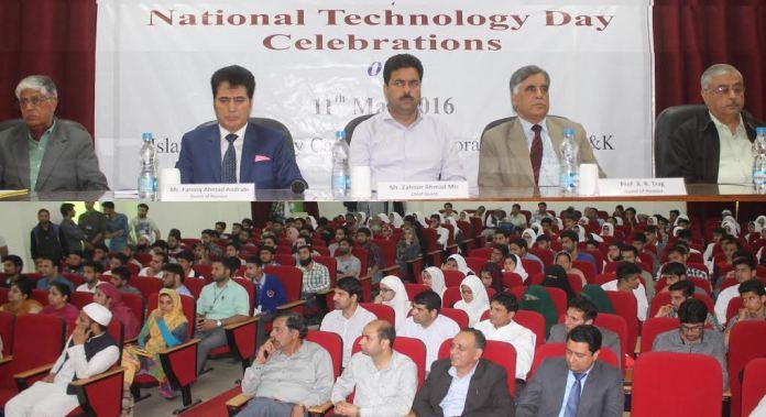 IUST Technonlogy Day 2016 May 11