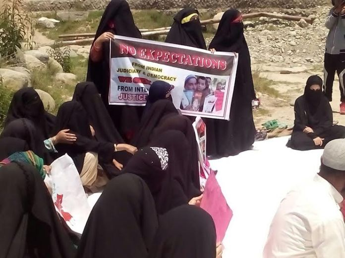 Shopian Double Rape and Murder Protest on May 30, 2016