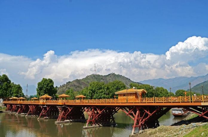 A new tourist destination in summer capital.