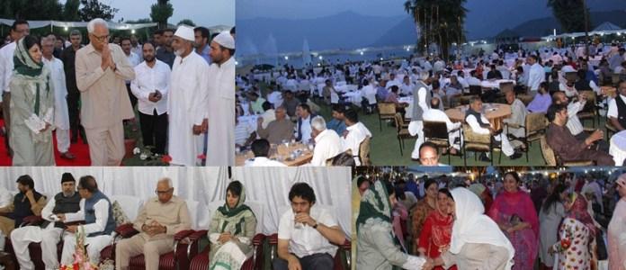 CM hosts Iftaar at SKICC-27