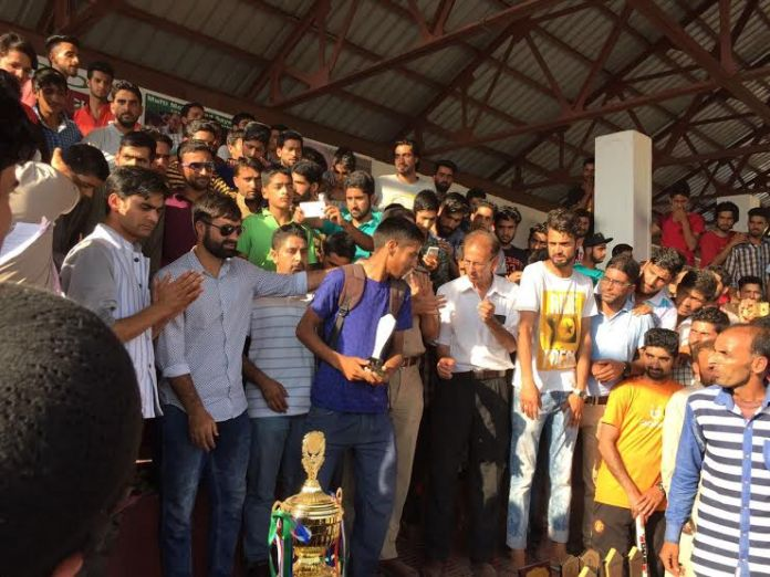 Mufti Sayeed Cricket Tournament
