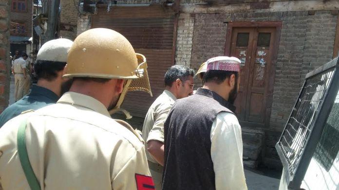 Qazi Yasir Detention