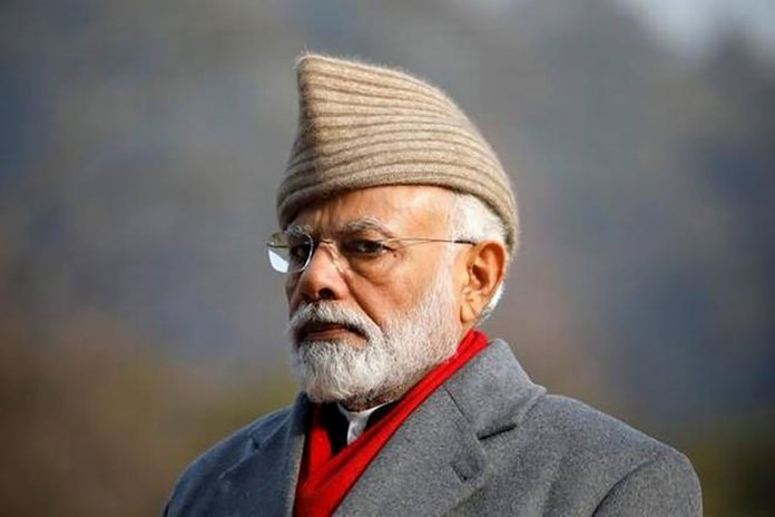 PM Narendra Mdoi