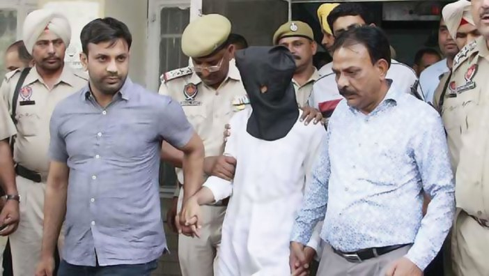 Kashmiri-PhD-scholar-was-arrested-in-a-joint-operation-of-the-Jammu-and-Kashmir-and-Punjab-Police-from-the-central-University-in-Bathinda