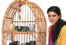 Saima Shafi (KL Image: Bilal Bahadur)