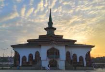 Chrar-i-Sharief Shrine (KL Image by Shuaib Wani)
