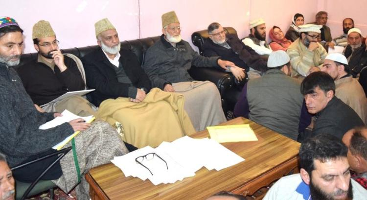 Agitation to continue: Hurriyat