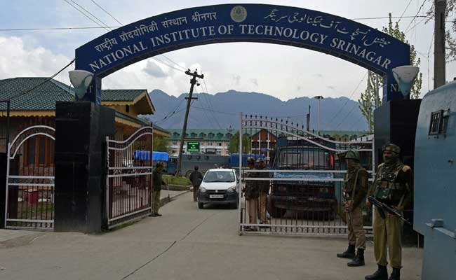 Communication blockade during agitation made many NIT students 'jobless'
