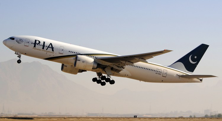 'Missing' Pakistan International Airlines plane taken home by 'corrupt' German CEO