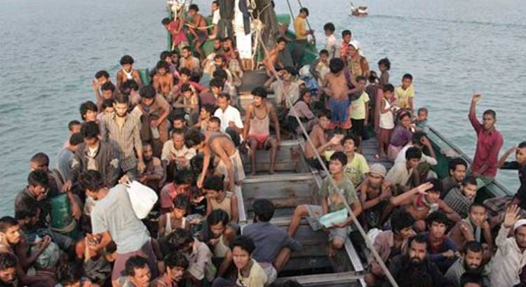 14 killed as Rohingya boat capsizes off Bangladesh