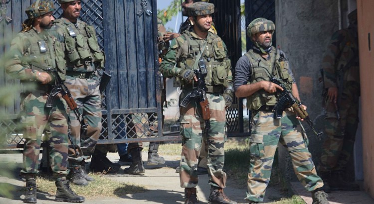 Three militants, ASI killed in 'fidayeen' attack on BSF camp near Srinagar airport