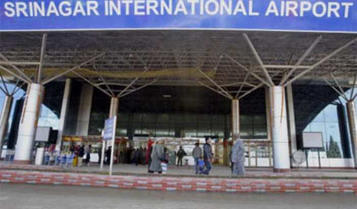Security at Srinagar airport reviewed after Oct 3 attack on nearby BSF camp
