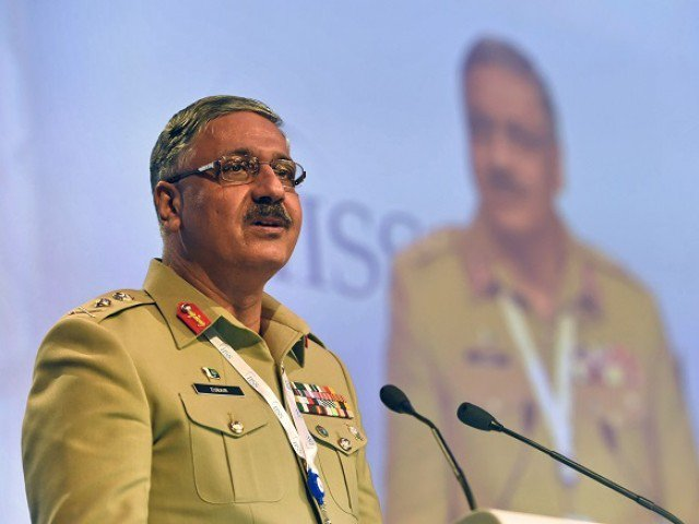 Gen Hayat says India fanning terrorism in Balochistan