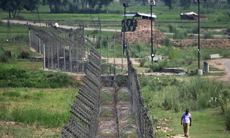 Pakistan again violates ceasefire in J&K's Poonch