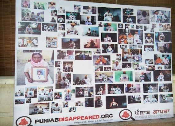Advocacy group to move SC with 'evidence' of Punjab disappearances, fake encounters