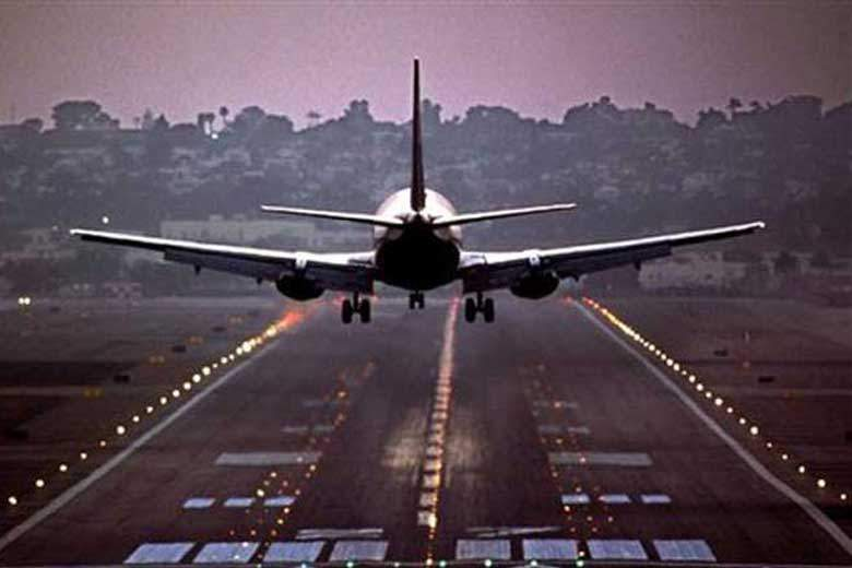 Cow strays near runway at Ahmedabad airport, forces flights to take detour