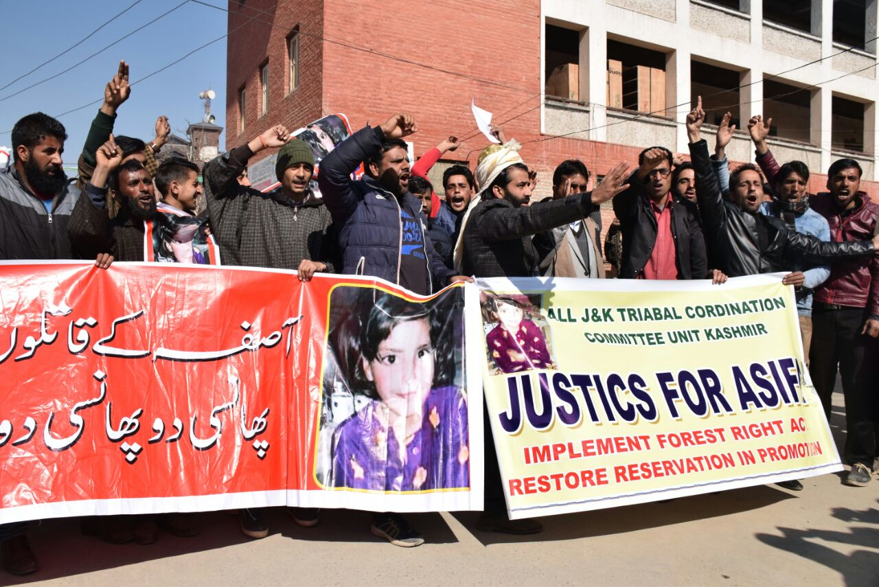 Jammu lawyers call for complete shutdown, CBI probe in Kathua rape case