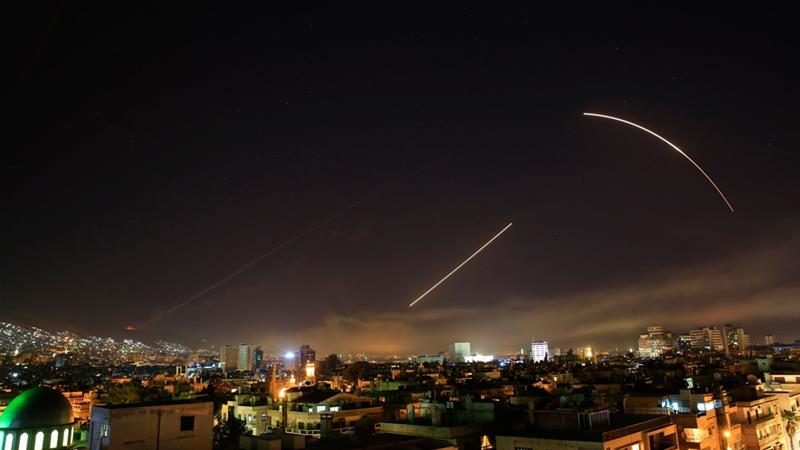 United Nations  rejects Russian call to condemn Syria strikes