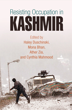 'Resisting Occupation in Kashmir' released in America