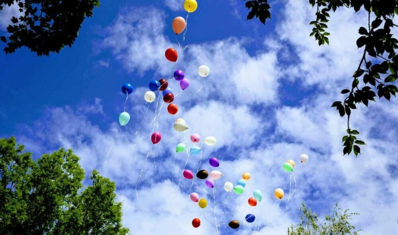 Why We Need To Stop Releasing Balloons
