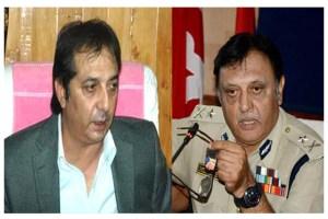 Div Com Baseer Khan, ADGP Muneer Khan Get One Year Extension in Service