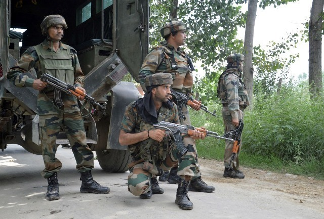 2 Militants, Soldier Among 4 Killed As Shopian Gunfight Ends