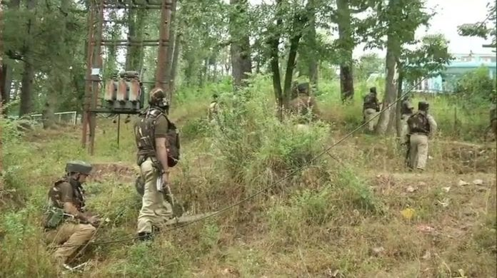 3 Militants, Army Soldier Killed In Ramban