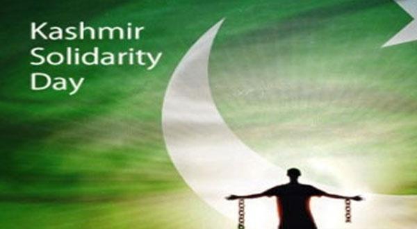 'Kashmir Solidarity Day' in Pak Today