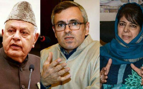 No Decision On Release Of Farooq, Omar, Mehbooba: BJP
