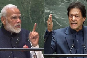 UNGA Session And Kashmir