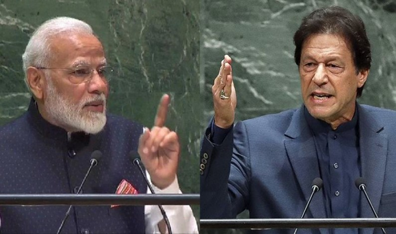 Kashmir Issue at UN: Modi Silent, Imran Fumes