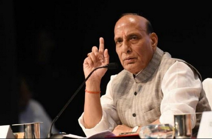 Pak Waging Proxy War As It Can't Win Conventional One: Rajnath