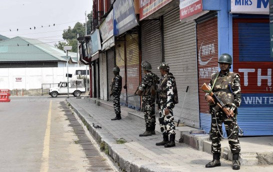 Kashmir: August 5 and Beyond