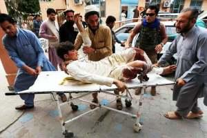 62 Killed In Afghan Mosque Blast