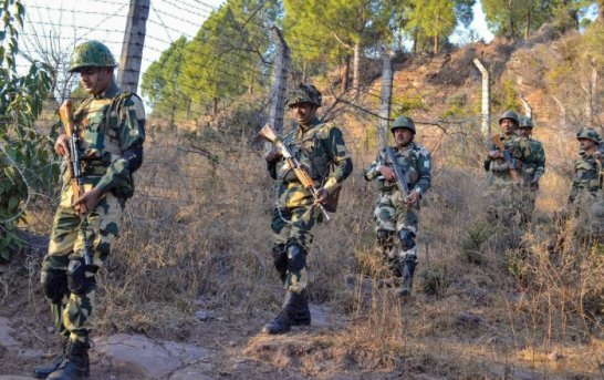 Pak Increases Deployment Across LoC