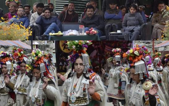 2-Day Aryan Folk Festival Concludes At Kargil