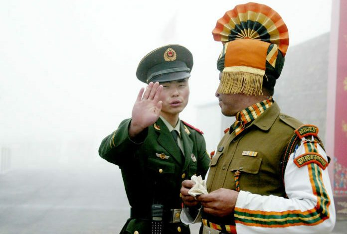 Post War Sino-India Relations
