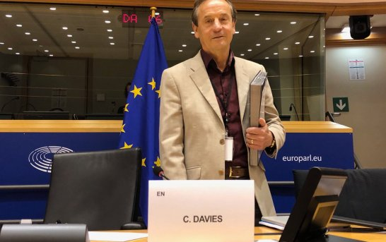 Chris Davies: 'My Invitation To Visit Kashmir Was Withdrawn'