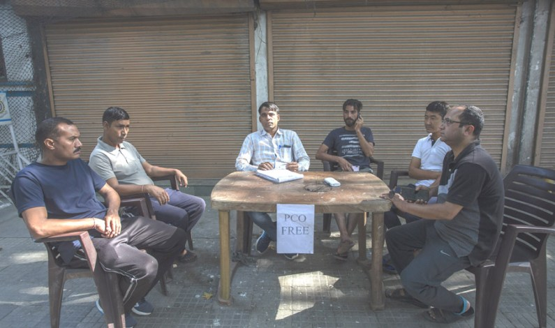 Communication Gag in Kashmir Completes 8 Weeks
