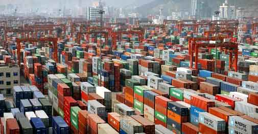 Exports Decline 6.57pc In Sep; Trade Deficit At 7-Month Low