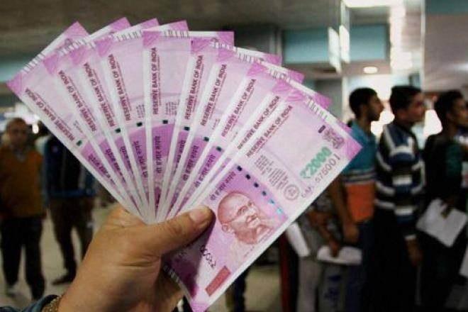 Fiscal Deficit Reaches Over 78 Pc At Rs 5.54 Lakh Crore Till Aug-End