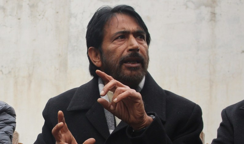 J&K Broken Into Pieces, Downgraded To UT: Cong