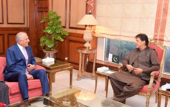 Pak Assures US Of 'Steadfast' Support To Afghan Peace Talks