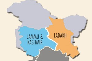 State of Jammu and Kashmir Ceases to Exist