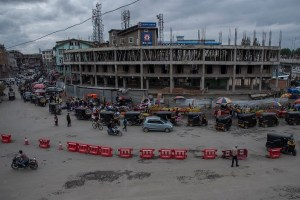 Day 114: Business Activities Remain Suspended In Kashmir